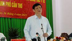 Bộ trưởng Y tế: Nguy cơ lây nhiễm COVID-19 là hiện hữu