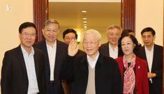 Chức vụ của các Ủy viên Bộ Chính trị sau khi Đảng phân công, Quốc hội kiện toàn