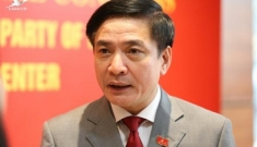 Bí thư Tỉnh ủy Đắk Lắk Bùi Văn Cường được bầu làm Tổng thư ký Quốc hội