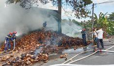 Mọi người cần làm gì để phòng cháy trong thời điểm giao mùa?