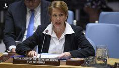Myanmar không tiếp đặc sứ LHQ