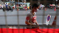 """Thái Lan lập """"kỷ lục"""" 3.000 ca COVID-19 trong một ngày, lo sợ vỡ trận"""
