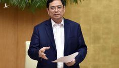 Thủ tướng Phạm Minh Chính: Phải bắt tay vào xử lý ngay những vấn đề tồn đọng