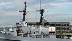 Cận cảnh tàu tuần tra CSB 8021 vừa được tân trang tại Mỹ, chuẩn bị bàn giao cho Việt Nam