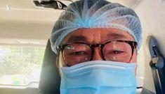 Đại sứ Việt Nam đã khóc trước thảm cảnh dịch bệnh ở Ấn Độ