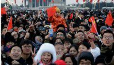 Trung Quốc lần đầu tiên ghi nhận dân số giảm