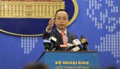 Việt Nam lên tiếng về lệnh cấm đánh bắt cá phi pháp của Trung Quốc