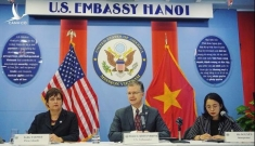 Đại sứ Mỹ: 'Việt Nam là bạn tốt trong hoạn nạn'