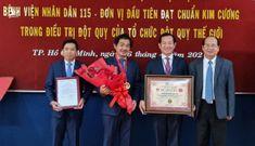 Bệnh viện đầu tiên của Việt Nam đạt chuẩn 'kim cương' về điều trị đột quỵ