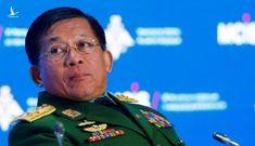 Nóng: Thống tướng Myanmar Min Aung Hlaing đã đến Jakarta