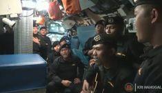 Xuất hiện video thủy thủ tàu ngầm Indonesia hát bài 'Tạm biệt'