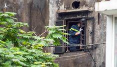 4 nạn nhân vụ cháy đã cố thoát thân nhưng không có lối ra