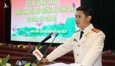 Chân dung Phó Giám đốc Công an tỉnh trẻ nhất cả nước
