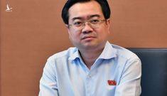 Ông Nguyễn Thanh Nghị được đề nghị làm Bộ trưởng Xây dựng