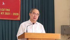 Ông Nguyễn Thiện Nhân được 100% cử tri tín nhiệm ứng cử đại biểu Quốc hội