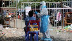 Thái Lan tăng 1.458 ca, dịch ở Campuchia có 'tín hiệu tích cực'