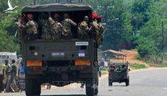 Cảnh sát giành lại quyền kiểm soát thị trấn Palma, Mozambique