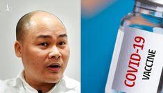 CEO BKAV xác nhận đang nghiên cứu vaccine, cho rằng chế tạo vaccine giống phần mềm diệt virus