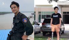 Gặp lại chiến sĩ công an mất 1 chân vì ngăn 'quái xế'