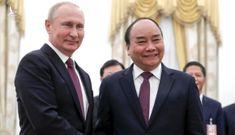 Tổng thống Putin, Chủ tịch Tập Cận Bình chúc mừng tân Chủ tịch nước Nguyễn Xuân Phúc