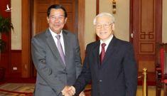 Thủ tướng Hun Sen gửi thư cảm ơn Tổng bí thư Nguyễn Phú Trọng
