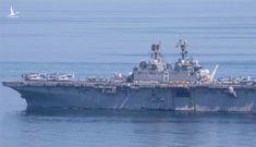 Vì sao Mỹ liên tục điều tàu chiến đến Biển Đông?