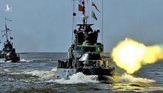 Tàu pháo bọc thép của Nga vừa có động thái đặc biệt
