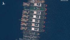 Lật mặt đội tàu cá khổng lồ Trung Quốc càn quét khắp thế giới