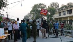 Thêm 1 ca mắc COVID-19 ở Bắc Ninh, hơn 40.000 người cách ly chống dịch