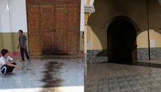 Bắt khẩn cấp đối tượng đâm thủng bụng linh mục, mua xăng đốt nhà thờ An Khê
