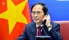 Việt Nam đề nghị Trung Quốc giải quyết bất đồng Biển Đông