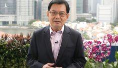 Thủ tướng kế nhiệm Singapore bất ngờ tuyên bố rút lui