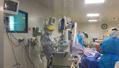 Bệnh viện Bệnh Nhiệt đới TP.HCM thông tin về một bệnh nhân Covid-19 trở nặng