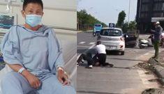 Tài xế taxi kể lại giây phút sinh tử vật lộn với tên cướp cầm dao chọc tiết lợn