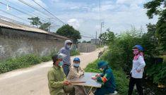 Thêm nhiều nơi ở Hà Nội, Phú Thọ, Nam Định bị phong tỏa