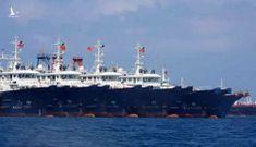 Ý đồ của Trung Quốc khi điều 300 tàu ở Biển Đông