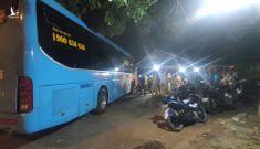 Công an Đà Nẵng thông tin vụ tài xế đâm sụp chốt kiểm dịch và nhốt CSGT trên xe