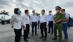 Phong tỏa Bệnh viện Bệnh nhiệt đới Trung ương, dừng tiếp nhận bệnh nhân