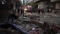 Bãi chiến trường sau đòn ăn miếng trả miếng Israel – Hamas
