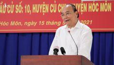 Chủ tịch nước: Sẽ kêu gọi tập đoàn lớn đầu tư vào Hóc Môn, Củ Chi