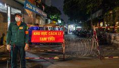 Phong tỏa con hẻm tại quận Gò Vấp liên quan ca nghi nhiễm nCoV
