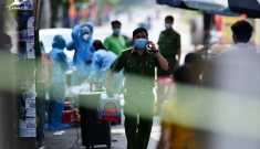 Thêm 4 người ở Hà Nội dương tính với SARS-CoV-2