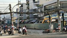 TP.HCM tạm ngưng đào đường dịp bầu cử