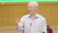 """Tổng Bí thư Nguyễn Phú Trọng chia sẻ về """"ngậm ngùi tuổi Thân"""""""