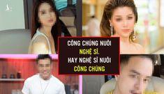 """Chuyện một số """"nghệ sĩ"""" Việt quảng cáo bẩn và coi thường người hâm mộ"""