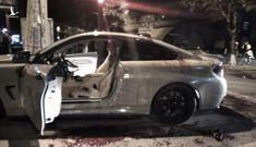 Tiếng pô quá lớn, hai người đi xe BMW bị chém ở TP.HCM