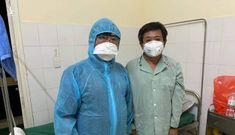 Ông Đoàn Ngọc Hải âm tính lần 2 với SARS-CoV-2, vừa được xuất viện