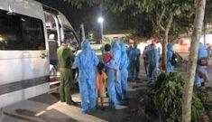 Nghệ An phong tỏa 5 thôn và 1 bệnh viện, giãn cách xã hội thị xã Hoàng Mai