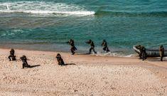 Hamas tung biệt kích tấn công Israel từ đường biển: Tên lửa, không quân IDF tê liệt?