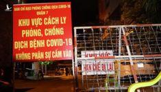 Nhận định nguồn lây Covid-19 của BN ở chung cư Sunview Town